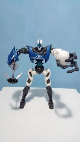 Muñeco Max Steel - Elemento Y Cytro