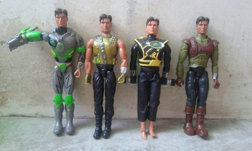 Muñecos Max Steel Juguete Niño Coleccion