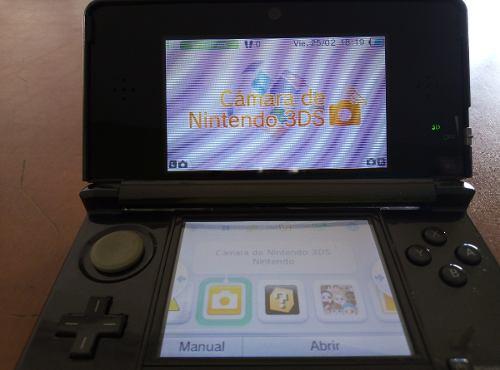 Nintendo 3ds, Vendo O Cambio