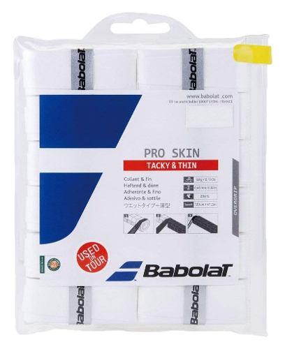 Overgrip Babolat Modelo Pro Skin Usado En El Tour