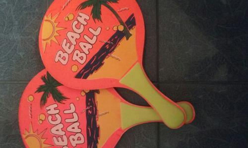 Raqueta De Playa Beach Ball