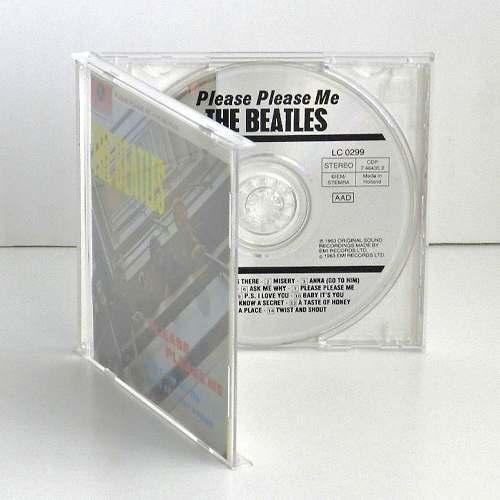 The Beatles - Please Me Please Me - Cd Europeo