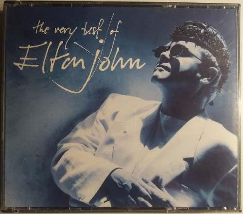 The Very Best Of Elton John: 2cds