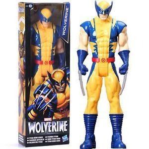 Wolverine Muneco Hasbro 30 Cm