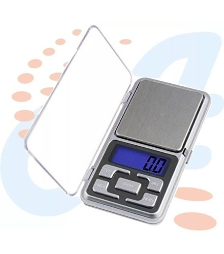 Balanza Peso Digital Joyero Portatil Desde 0.1gr -500g
