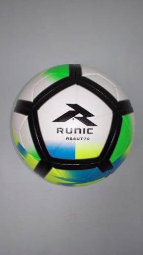 Balon Futbol Campo #5 Marca Runic En 30verdes O Soberano