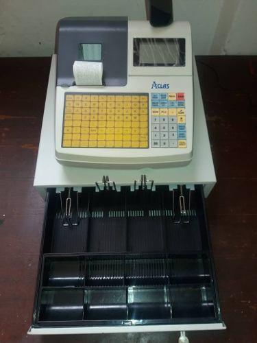 Caja Registradora Aclas Cr68af Completa »»»100 Verdes