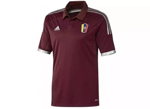 Camisa Futbol Venezuela adidas Original Talla L
