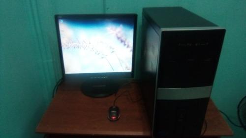 Computadora Dual Core 2g De Ram 250hdd Tienda