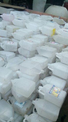 Envases De Galon Plastico Reciclado