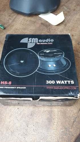 Medios 8 Pulgadas Marca Sm Audio