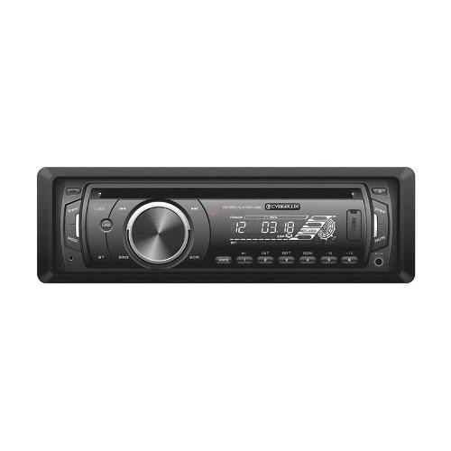 Radio Reproductor Cd Usb Mp3 Cyberlux Somos Tienda ! 65 Vdrs