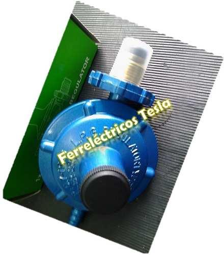 Regulador De Gas Doméstico 18 Y 43 Kg San Antonio Tachira