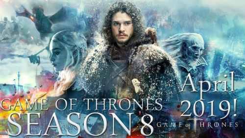 Serie Game Of Thrones Juego De Tronos Temporada 8 Hd