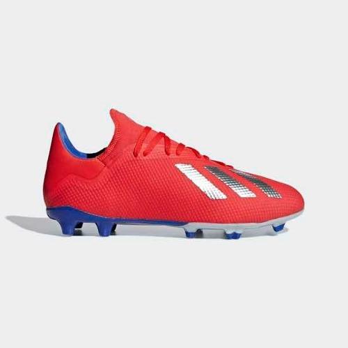 Tacos De Fútbol adidas X 18.3 Firm Ground Cleats Originales