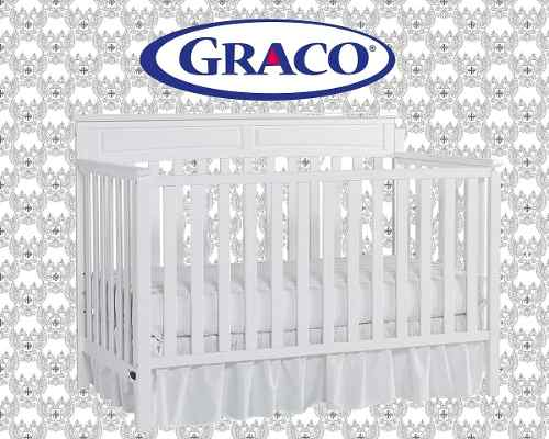 Cuna Graco Somerset 4 En 1