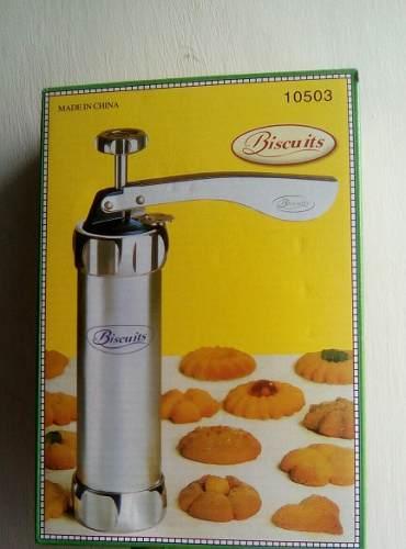 Maquina Para Hacer Galletas Pasta Seca Y Decoracion