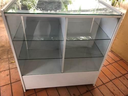 Mostradores De Formica Blanca 100cmx110cmx55cm