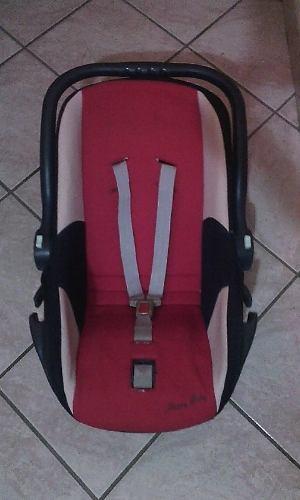 Porta Bebe Para Carro Y Paseo Happy Baby