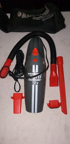 Aspiradora Black&decker Dustbuster Auto Manual 12 Voltios