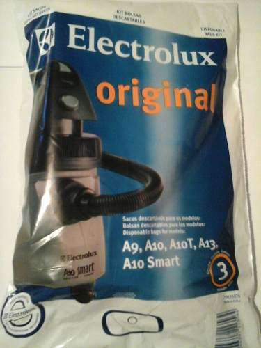 Bolsas Originales - Aspiradora Electrolux A13 /a10