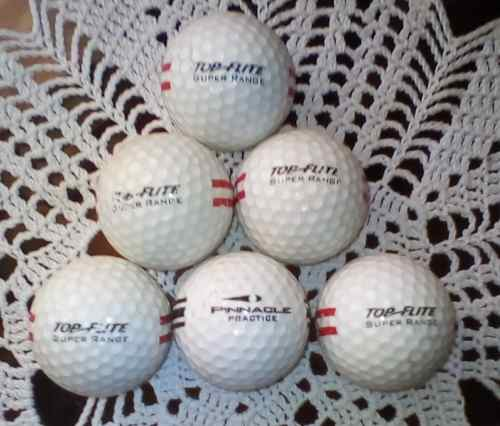 Pelotas De Golf Para Practica Combo De 70 Pelotas