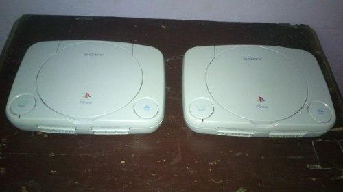 Playstation 1 Psone Blanco Sin Lector Optico