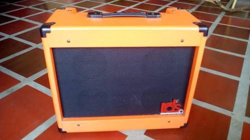 Amplificador De Sonido Para Guitarra Y Micrófono