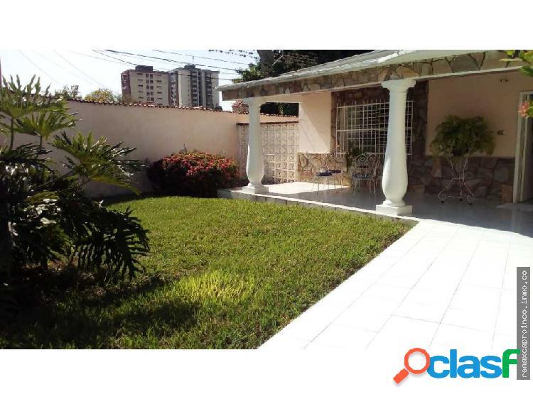 Casa en El Limon sector Arias Blanco en Maracay