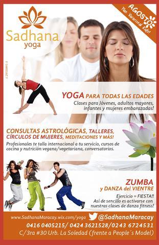 Clases de Yoga en Maracay