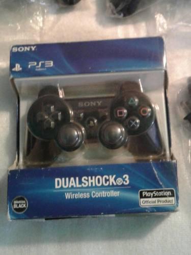 Control De Ps3 Original Inalabrico Dualshock Sixaxis