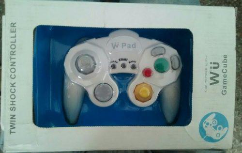 Control Genérico Nintendo Game Cube / Wii Nuevo