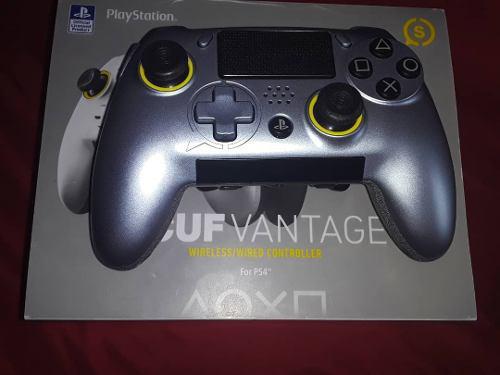 Control Ps4 Scuf Vantage Edicion Limitada Gamers