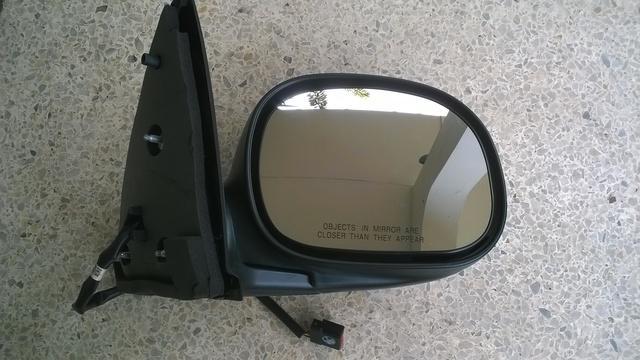 Espejo Retrovisor Electrico, de Puerta izquierda, para la