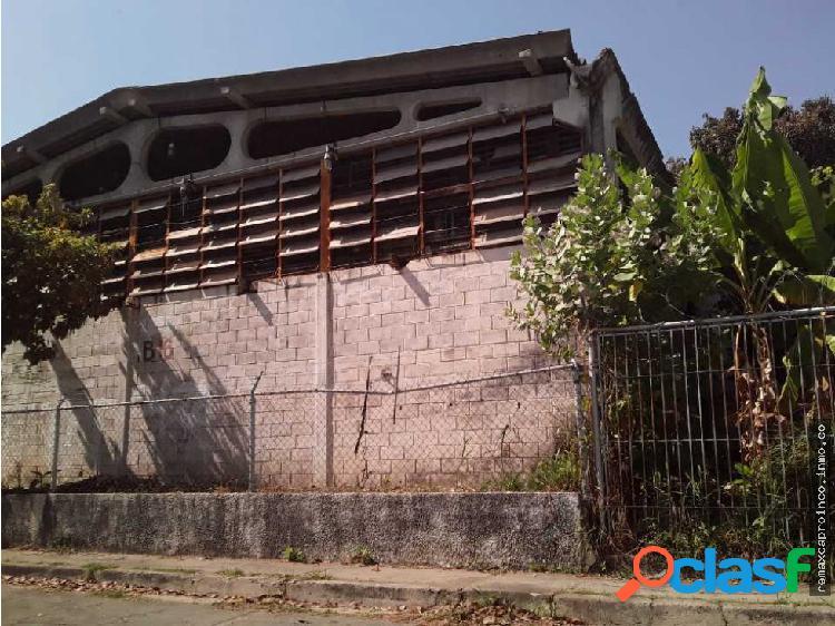 Galpón Industrial en San Vicente
