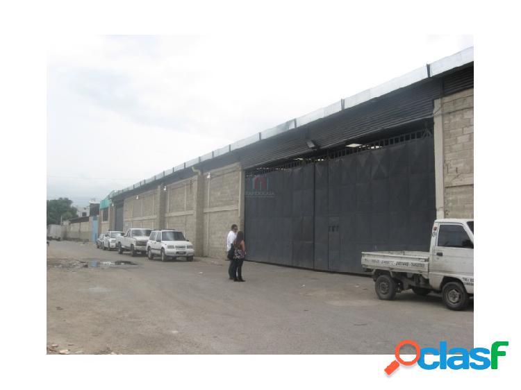 Galpón Industrial en Venta en Maracay Zona industrial