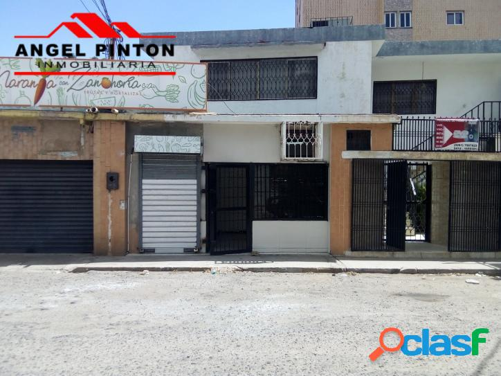 LOCAL COMERCIAL EN ALQUILER SANTA RITA MARACAIBO API 2040