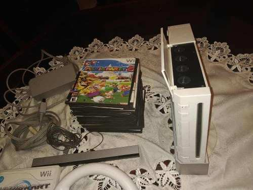 Nintendo Wii 2 Controles
