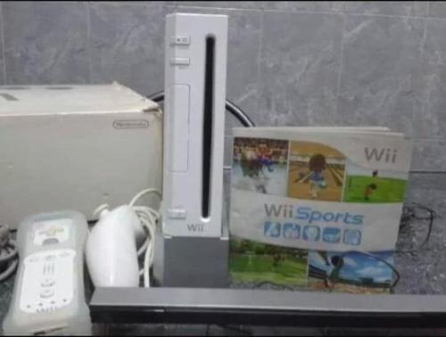 Nintendo Wii Con Sus Accesorios (35$)