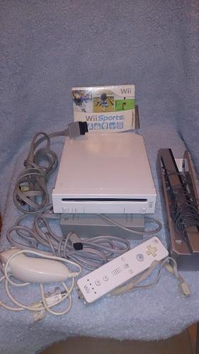 Oferta Nintendo Wii Con Todos Sus Accesorios + Wii Sports