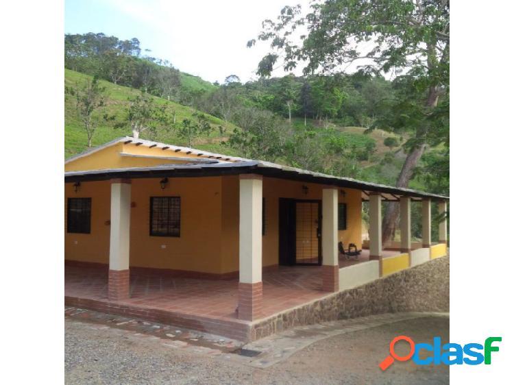 Oportunidad de Venta De Bella Finca En Canoabo del Municipio