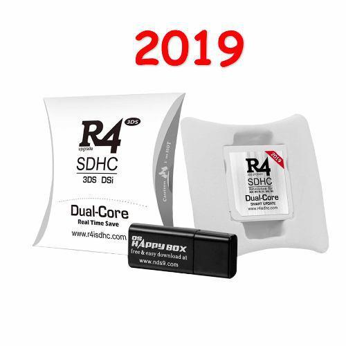 R4 Nintendo Ds, Dsxl, Dsi Y 3ds Actualizadas Con Juegos 2019
