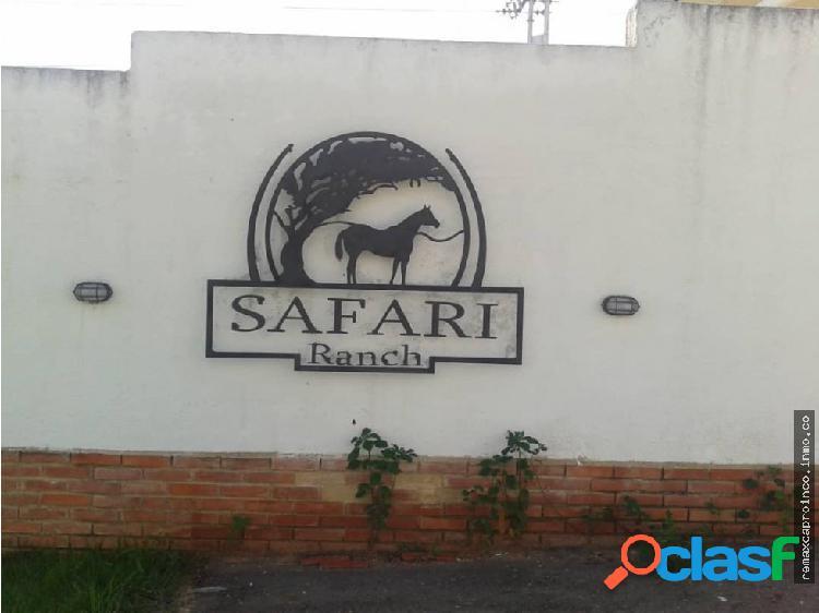 Terreno Ubicado en la Urbanización Safari Ranch