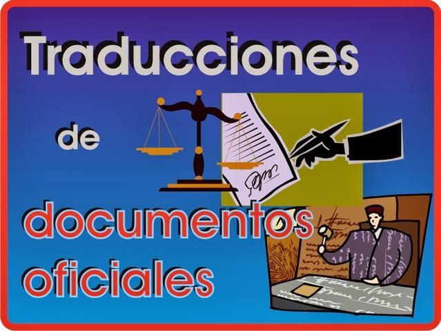 Traducciones Al Inglés y Otros Idiomas