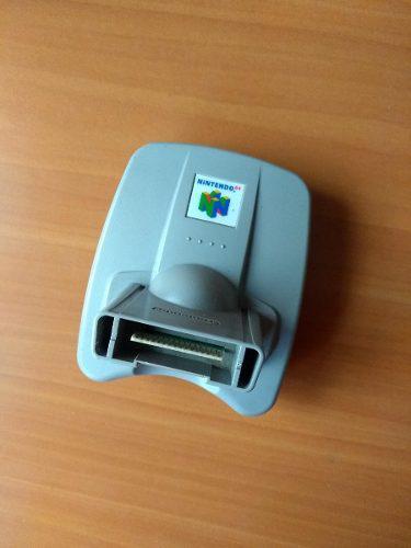 Transfer Pack Para Nintendo 64