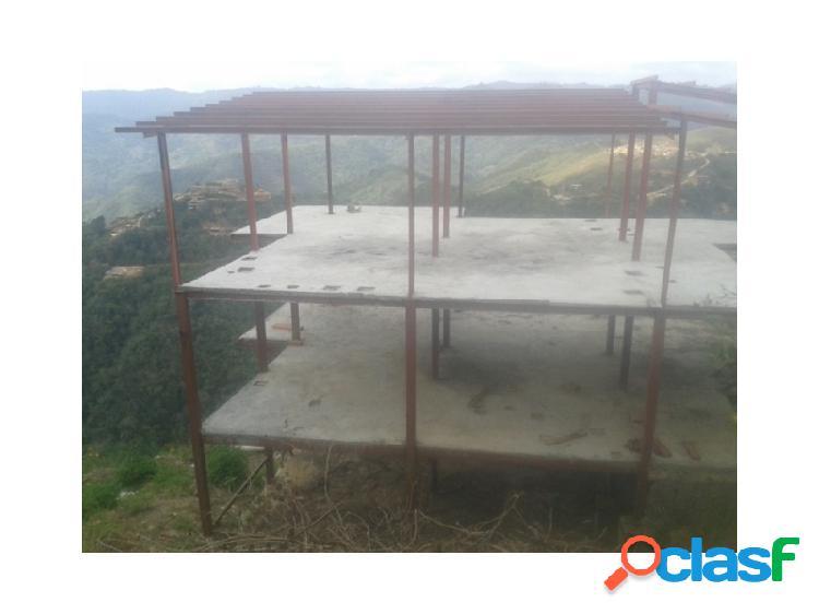 Venta De Terreno En Construcción En El Hatillo