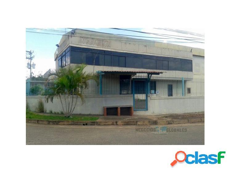 Venta de amplio edificio en Zona Industrial Los Pinos
