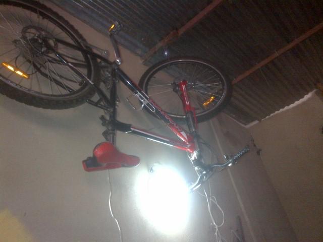 vendo bicicleta rin 26 casi nueva