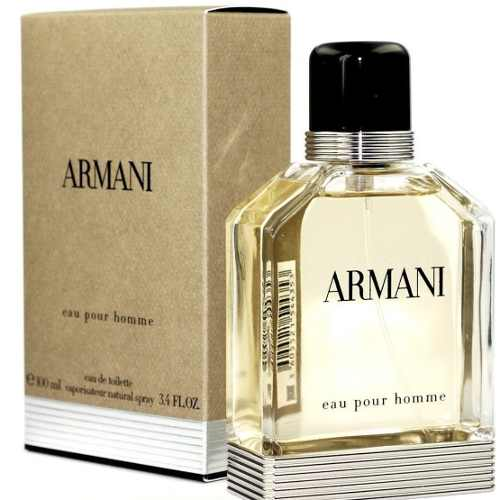 Armani Colonia Para Caballero - 100 Ml