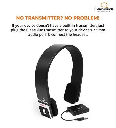 Audio Video Clearsounds Tv Escucha Bluetooth Cls Cs Amz